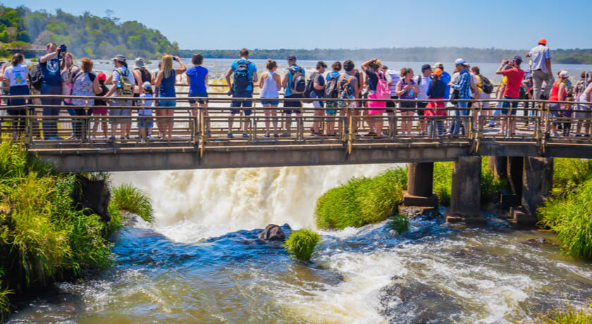 Cataratas do Iguaçu, (Argentina)