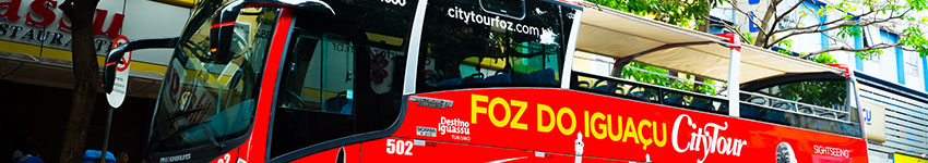 City Tour Foz do Iguaçu